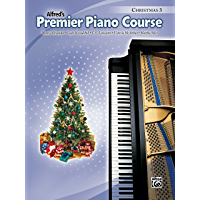 Premier Piano Course: Christmas Book 3 book cover