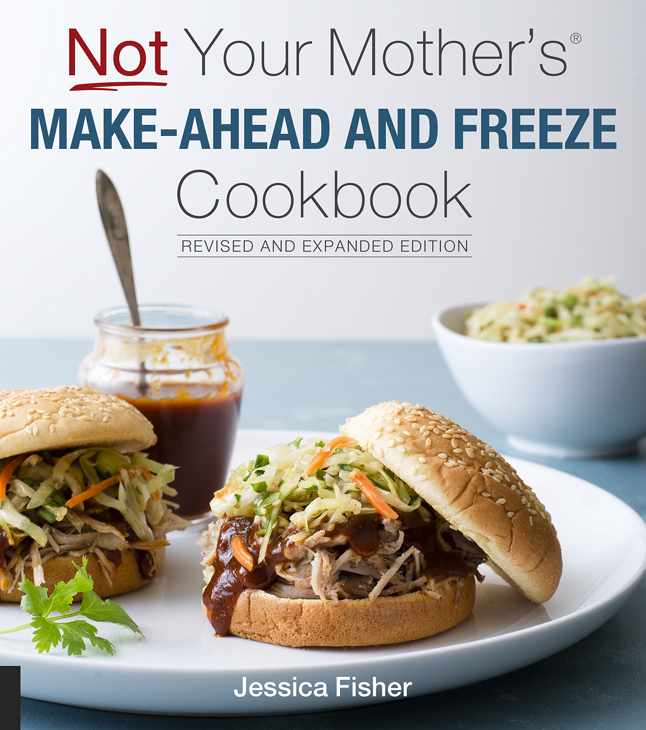 Mothers Make Ahead Cookbook Revised Expanded product image