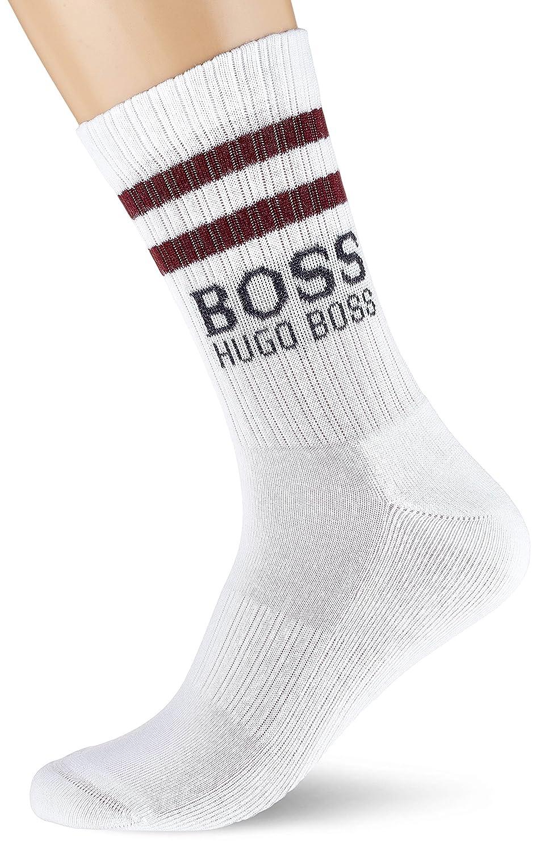 BOSS Mens Qs Rib Hb Cc Ankle Socks