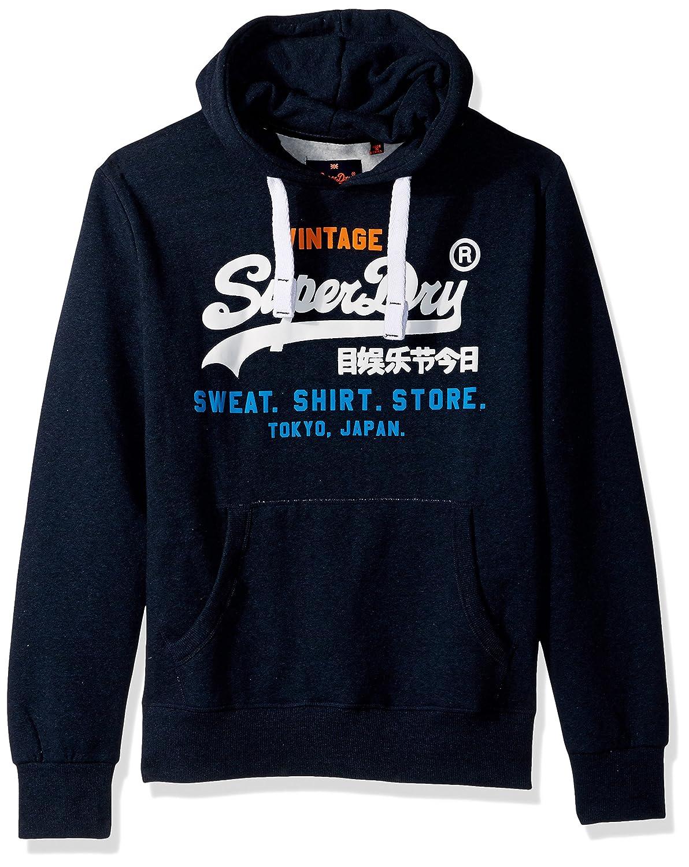 dd893d11 Superdry Men's Sweat Shirt Store Hood at Amazon Men's Clothing store: