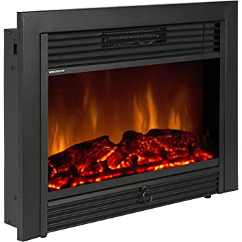 Amazon Com Dimplex Dfi2310 Electric Fireplace Deluxe 23