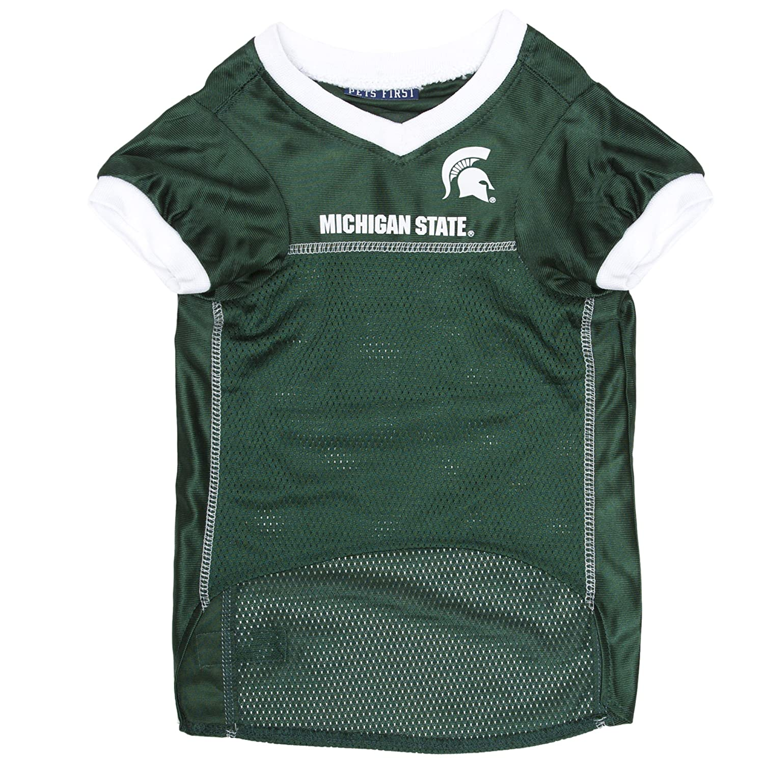Pets First NCAA PET Apparels Collegiate Teams /& 7 Sizes Football Jerseys for Dogs /& Cats Available in 50 Basketball Jerseys