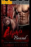 Alpha Bound: Evenfall Book One: A M/M Shifter Romance
