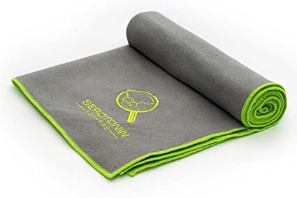 Amazon.com : Serotonin Seekers, Yoga Towel, Beach Towel ...