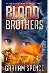 Blood Brothers (Chris Stone Book 3) Kindle Edition