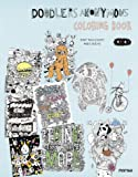 Doodlers Anonymous: Colouring Book