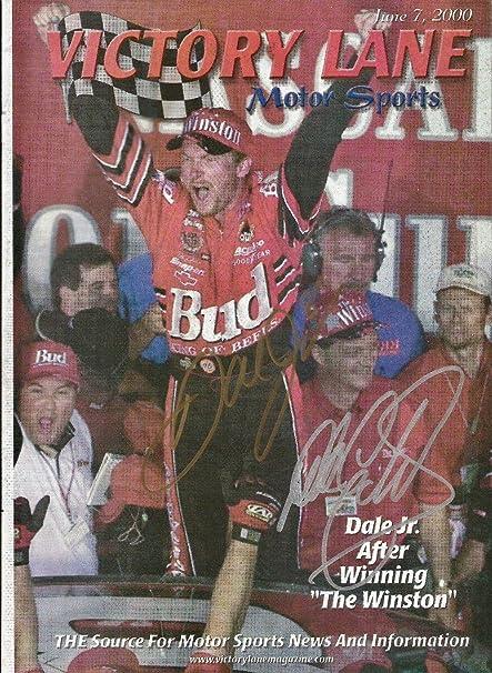 Dale Earnhardt Jr Autographed Signed Sports Illustrated Last Lap #88 Nascar Race Sports Mem, Cards & Fan Shop Autographs-original