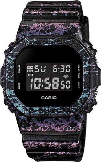 [カシオ] 腕時計 ジーショック Polarized Marble Series DW-5600PM-1JF