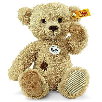 Steiff Theo Teddy Bear Plush Toy (Beige): Toys & Games