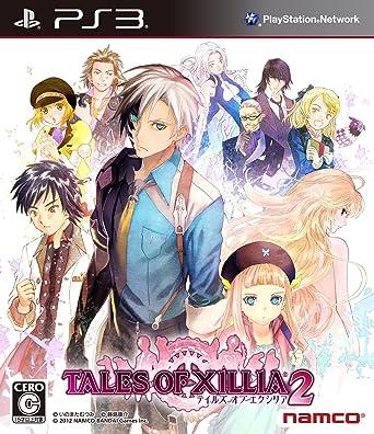 Kết quả hình ảnh cho Tales of Xillia2 cover ps3