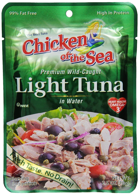 Amazon chicken of the sea tuna premium light 25 ounce pouch amazon chicken of the sea tuna premium light 25 ounce pouch pack of 12 packaged tuna fish grocery gourmet food forumfinder Choice Image