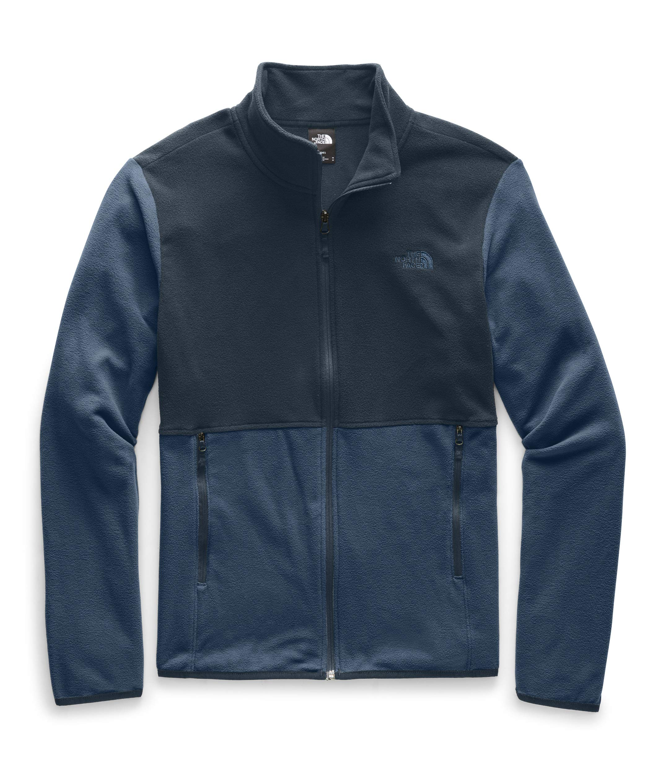 The North Face Men's TKA Glacier Full Zip Jacket by The North Face