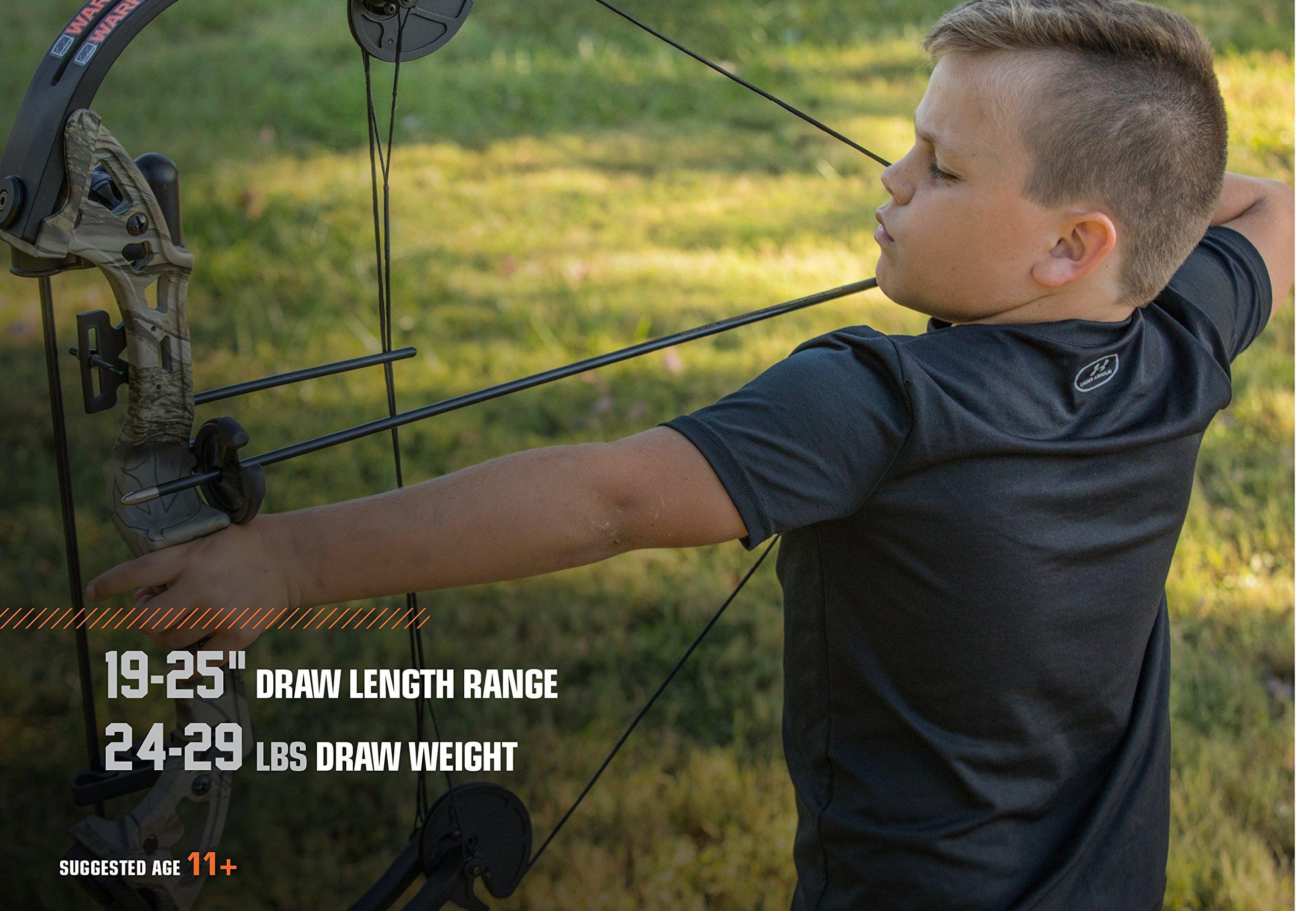 Bear Archery Warrior Youth Bow by Bear Archery (Image #3)
