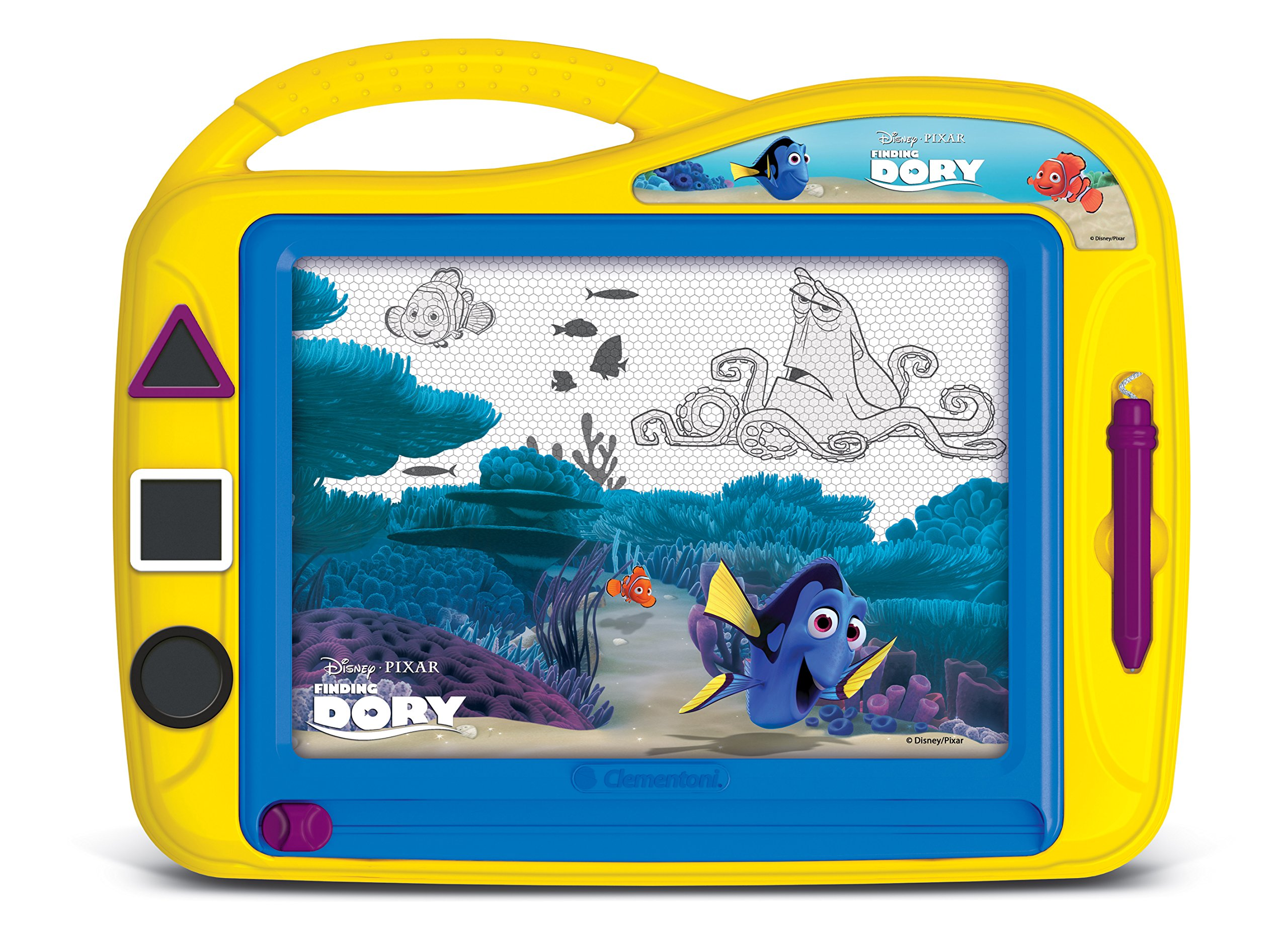 Clementoni ''Finding Dory'' Magnetic Drawing Board by Clementoni