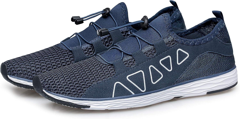 Mens Water Shoes Beach Aqua Gym Outdoor Barefoot Quick Drying Swim Summer Mesh Shoes
