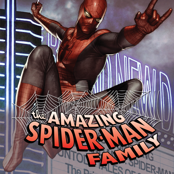 Amazing Spider-Man Family (2008-2009) (Issues) (8 Book Series)