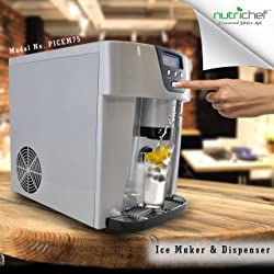 NutriChef PICEM75.5 Ice Water Dispenser