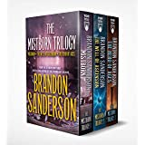Mistborn Boxed Set I: Mistborn, The Well of Ascension, The Hero of Ages