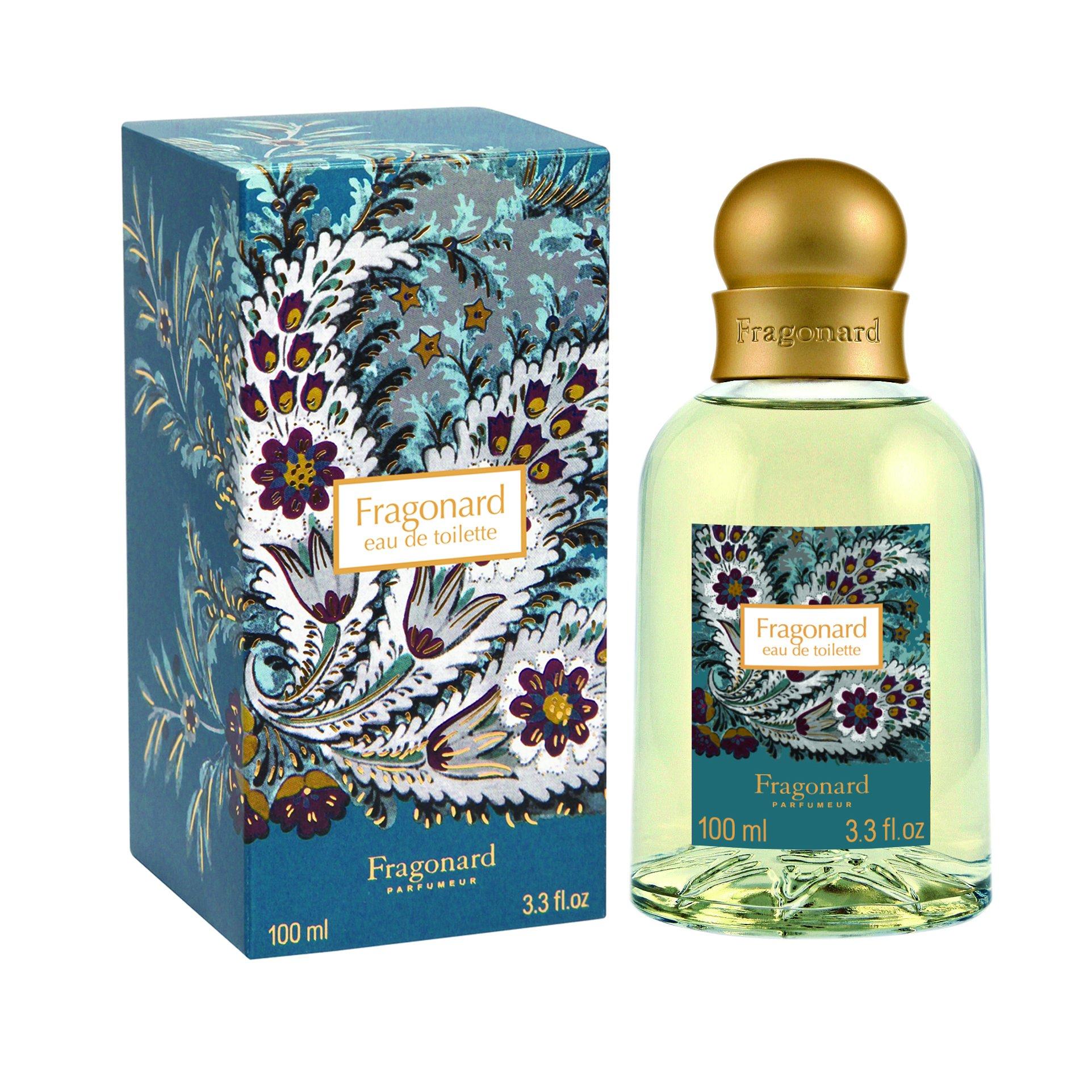 Amazoncom Fragonard Parfumeur Fragonard Eau De Toilette 100 Ml