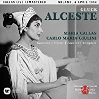 Gluck: Alceste (Milano, 04/04/1954) [French Version]