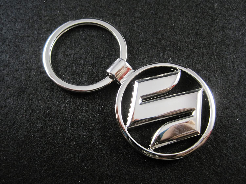 Portachiavi di metallo Suzuki ETMA