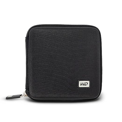 3 opinioni per Western Digital wdbnar0000nbk per hard My Passport Wireless Pro–Custodia