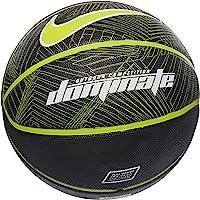 Nike N0001165-044 Dominate Kauçuk 7 No Basketbol Topu, Çok Renkli