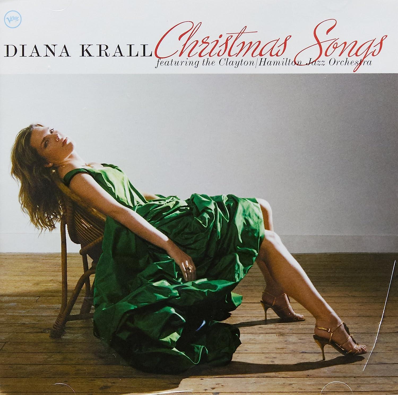 Christmas Songs von Diana Krall,The Clayton-Hamilton Jazz Orchestra