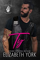Ty (Soulless Savages Book 2) Kindle Edition