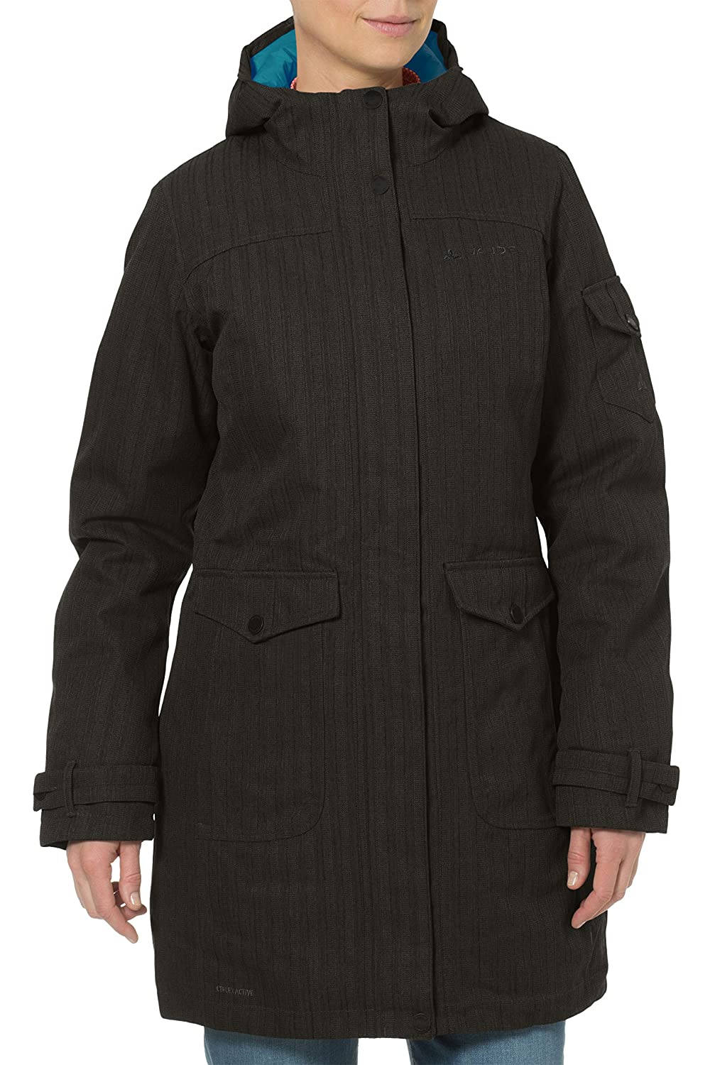 VAUDE Damen Mantel damen Yale Coat VI