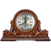 Decodyne - Reloj de Mesa con números Romanos
