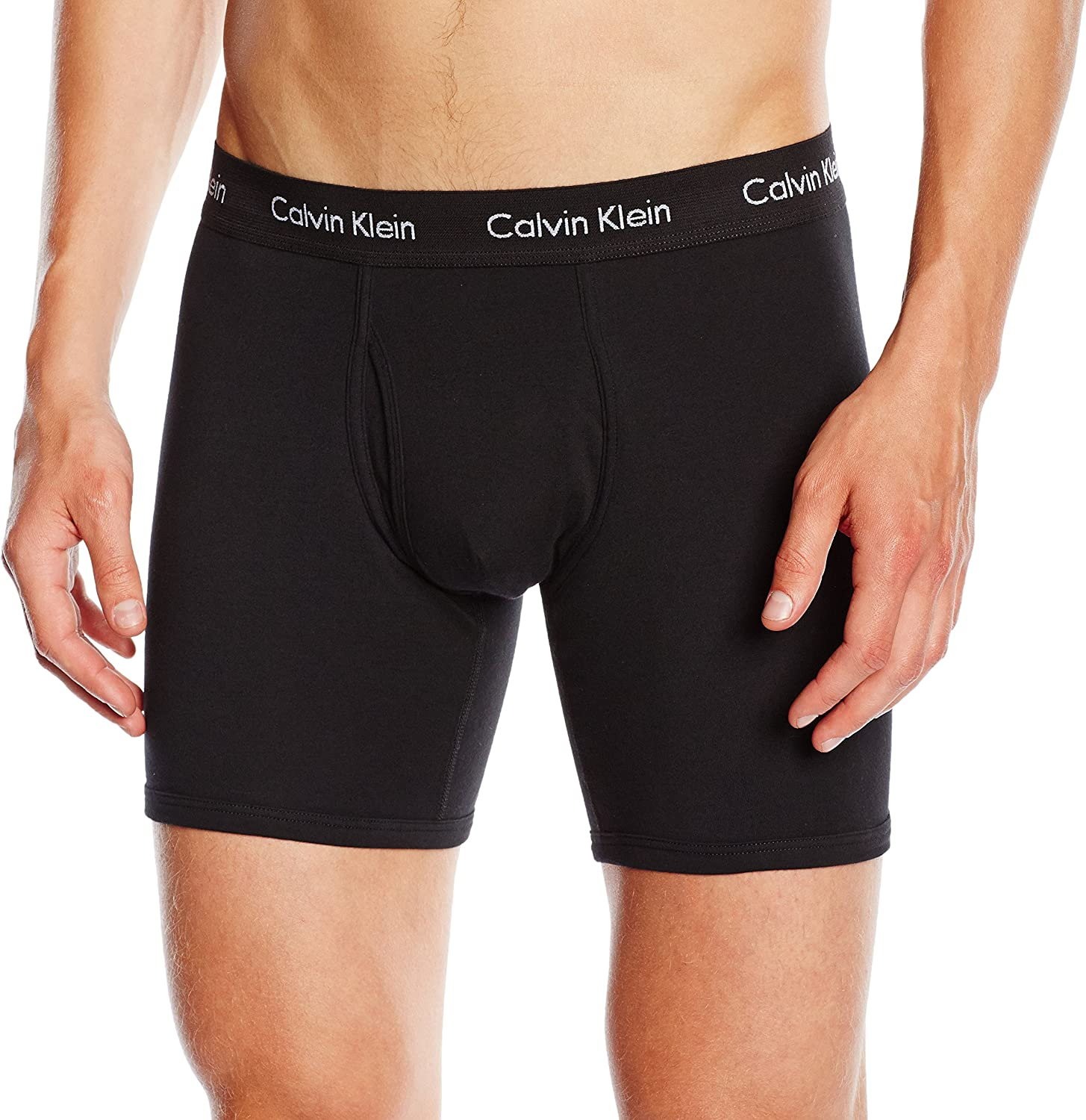 Tommy Hilfiger Modern Essentials-Boxer Brief, Black 001, L para Hombre
