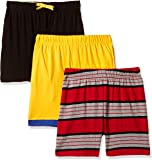 Cloth Theory Boys' Shorts (Pack of 3)