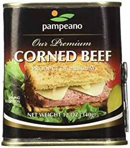 Pampeano Corned Beef 12 Oz