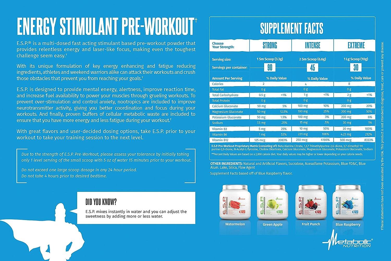 Amazon.com: Suplemento de nutrición metabólica ...