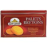Saint Aubert Lata Palet Breton de Mantequilla - 6 Estuches de 125 gr - Total 750 gr