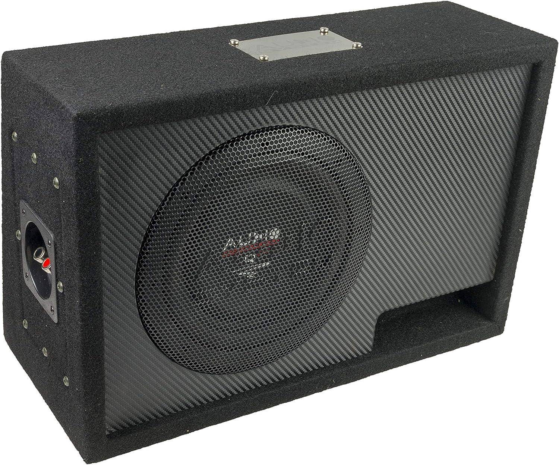 Audio System R 08 Flat BR EVO - Caja para subwoofer (20 cm, Alta eficiencia): Amazon.es: Electrónica