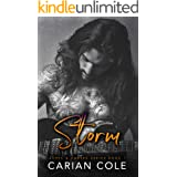 Storm: A Rockstar Romance (Ashes & Embers Book 1)