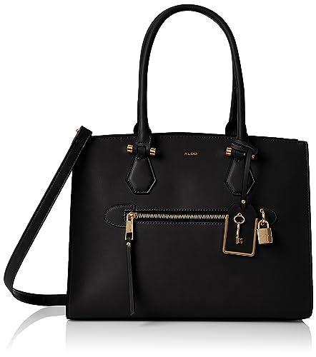 b840e5fc43f Aldo Womens Coldigioco Tote Black (Black)  Amazon.co.uk  Shoes   Bags