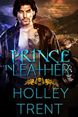 Prince in Leather (Hearth Motel Book 1) Kindle Edition