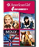 4 Kid Favorites: American Girl [DVD] [Region 1] [US Import] [NTSC]