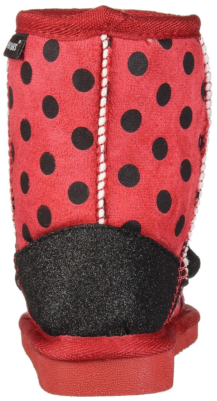 MUK LUKS Kids Reese Ladybug Boots Fashion