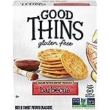 GOOD THINS Sweet Potato Barbecue Gluten Free Crackers 100 g