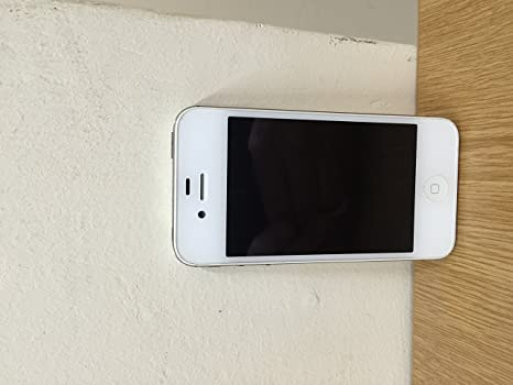 iPhone 4S 16GB - White - Sim Free (Latest from Apple store): Amazon