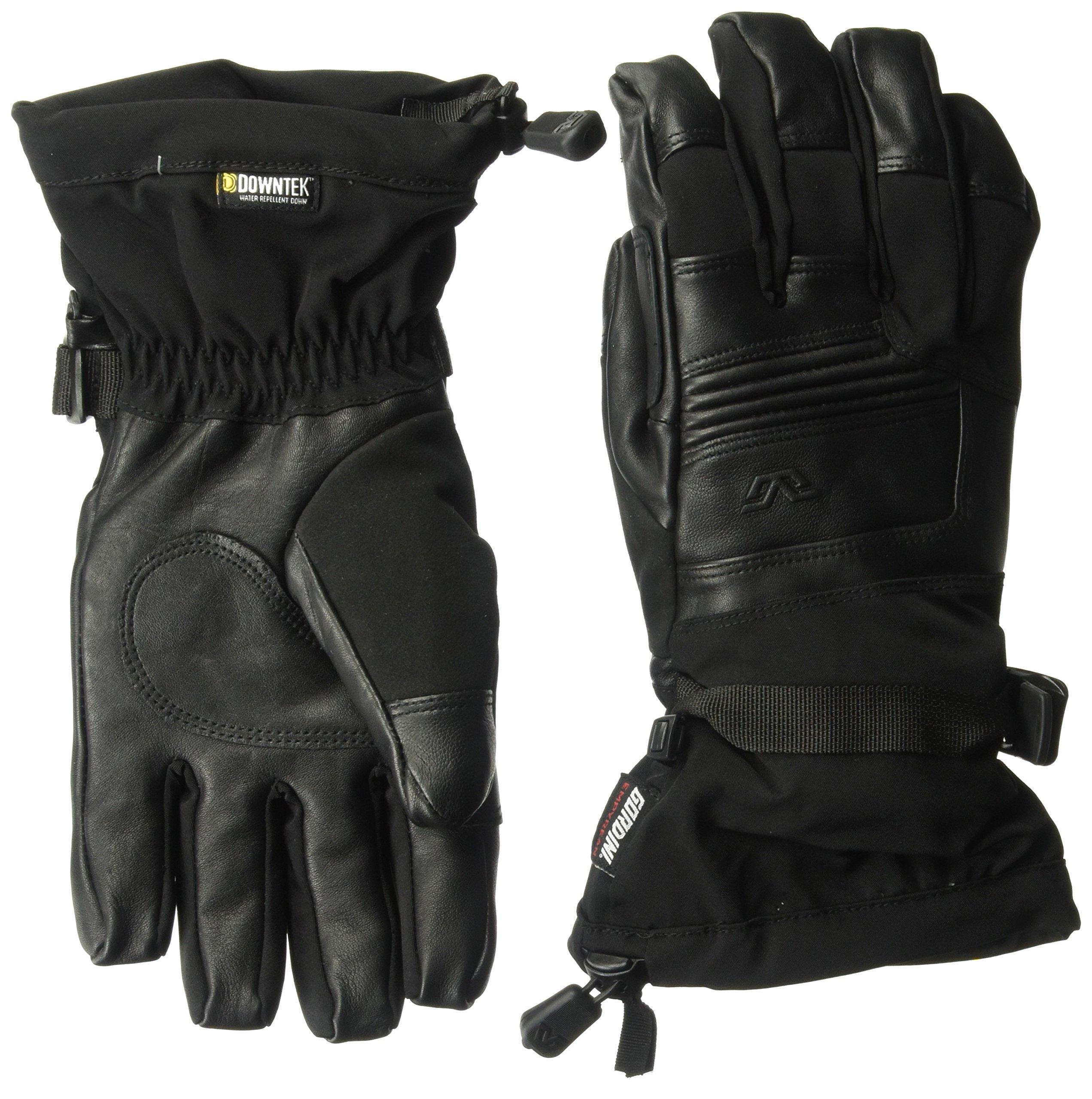 Gordini Dt Gauntlet Glove, Black, X-Large