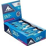 Multipower Eiweißriegel Box Berry Yoghurt Fitnessriegel 53% Protein Bar, 24 x 50 g