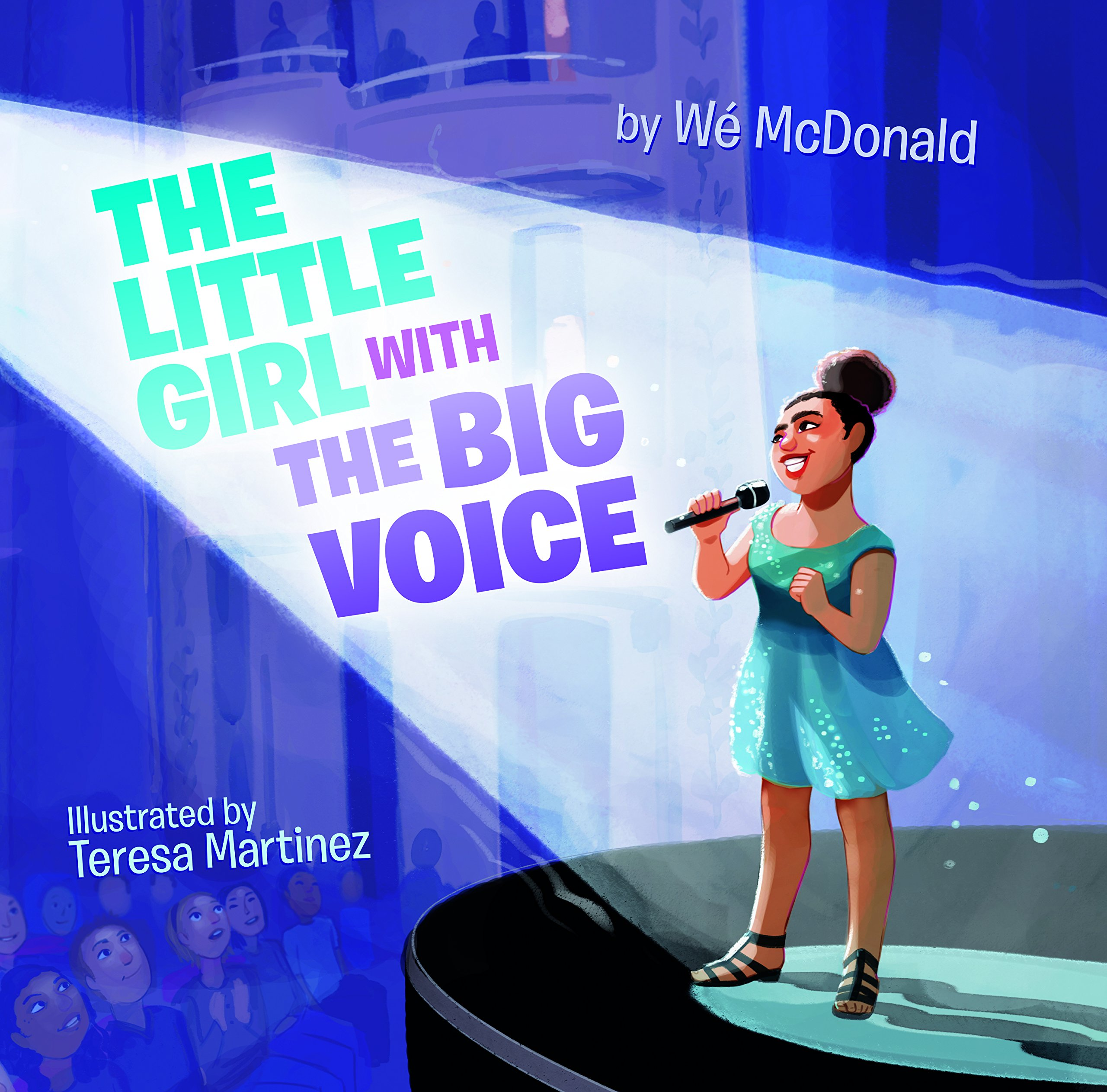Image result for little girl with the big voice
