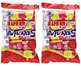 Haw Flakes, Chinese Sweets Made From the Fruit of
