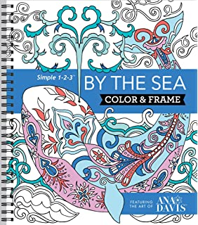 Color Frame Coloring Book
