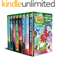 Fairy Forest Box Set: 8 Delightful Tales of Fairies, Elves and More!